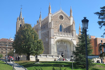 San Jeronimo el Real, Madrid, Spain