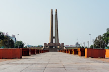 The Anti-seismic Monument Square, Tangshan, China