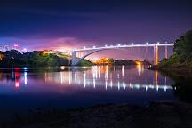 Ponte Internacional da Amizade, Foz do Iguacu, Brazil