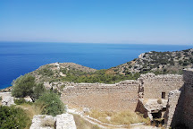 Castle of Monolithos, Rhodes, Greece