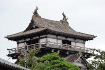 Maruoka Castle, Sakai, Japan