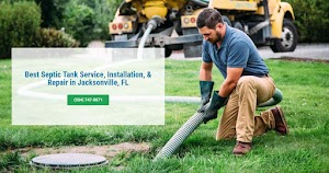 Jacksonville Septic Tank Pumping