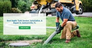 Jacksonville Septic Tank Pumping
