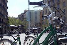 Barcelone à vélo, Barcelona, Spain