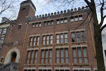De Burcht, Amsterdam, The Netherlands