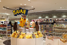 Pokemon Center Osaka, Osaka, Japan