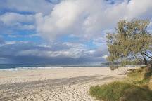 Cylinder Beach, Point Lookout, Australia
