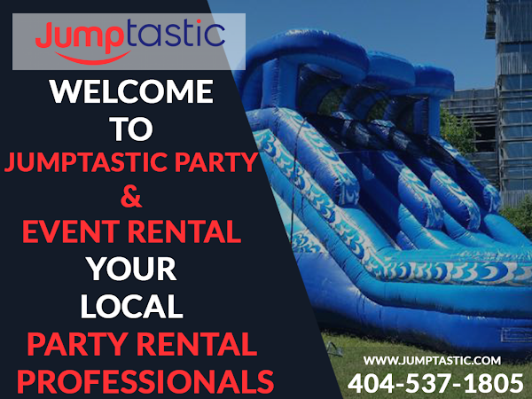 Party Rentals Made Easy with Jumptastic Party & Event Rental