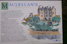 MacLellan's Castle, Kirkcudbright, United Kingdom