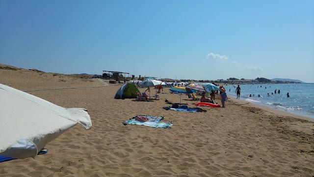 Παραλία Ίσσος