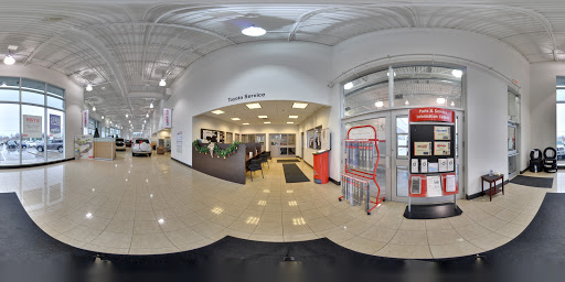 Hallmark Toyota | Toronto Google Business View