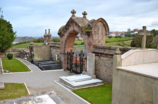 Cementerio Ruta Modernista