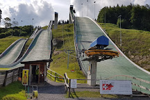 Schanzen Einsiedeln, Einsiedeln, Switzerland