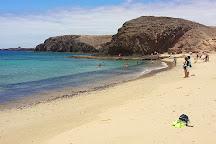 Playa Mujeres, Lanzarote, Spain