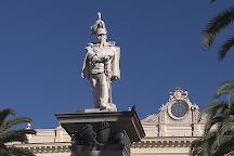 Piazza d'Italia, Sassari, Italy