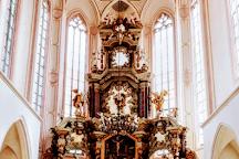 Stadtkirche St. Wenzel, Naumburg, Germany