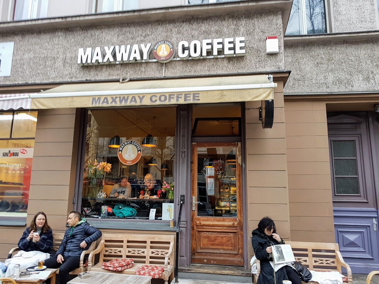 Maxway Coffee: A Work-Friendly Place in Berlin