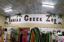 Indian Creek Zoo, Lambertville, United States
