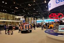 Chicago Auto Show, Chicago, United States