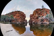 Ellery Creek Big Hole, Alice Springs, Australia
