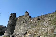 Chateau Feodal, La Roche-en-Ardenne, Belgium