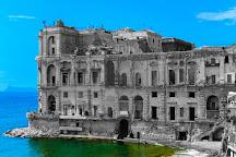 Palazzo donn'Anna, Naples, Italy