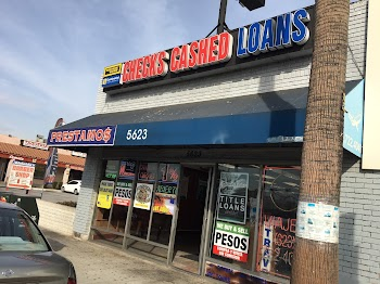 CCS Title Loans - LoanMart Eastmont Payday Loans Picture