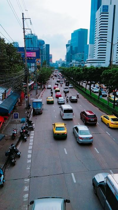 สถานีเดินรถนครชัยแอร์ สมเด็จ Nakhonchaiair bus station