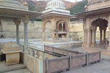 Gatore Ki Chhatriyan, Jaipur, India