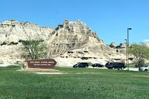 Ben Reifel Visitor Center, Badlands National Park, United States