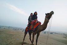 The Real Deal Rajasthan Camel Safari, Jaisalmer, India