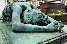 Montmartre Cemetery, Paris, France