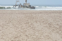 Zeila Shipwreck, Hentiesbaai, Namibia