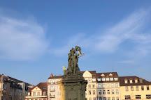 Marktplatz Brunnen, Mannheim, Germany