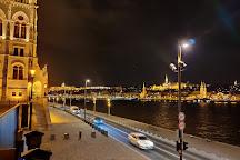 LAJTA Monitor Museum Boat, Budapest, Hungary