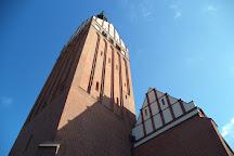 St. Nicholas Cathedral (Katedra Sw. Mikolaja), Elblag, Poland