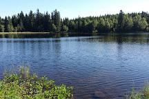 Ovresetertjern Lake, Oslo, Norway