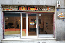 BrainBreak Escaparoom, Madrid, Spain
