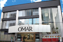 Shopping Omar, Curitiba, Brazil