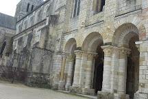 Abbaye de Fleury, Saint-Benoit-sur-Loire, France