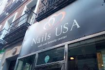Nails USA, Madrid, Spain