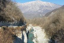 Bridge of Napoleon, Kobarid, Slovenia