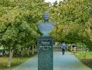 Памятник Францу де Воллану на фото Новочеркасска