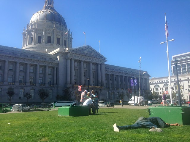 Off the Grid: Civic Center