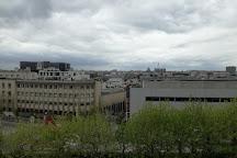 Colonne du Congres, Brussels, Belgium