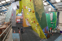 The Reach Climbing Wall, London, United Kingdom