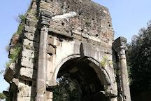 Arco Di Druso, Rome, Italy