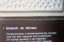 Museum De Moriaan, Gouda, The Netherlands