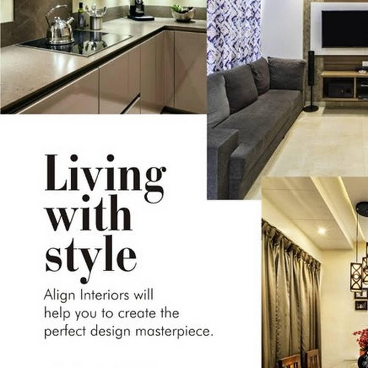 Align Interiors Interior Designer In Pune