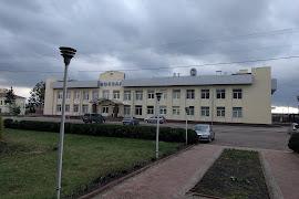 Железнодорожная станция  Vadul Siret